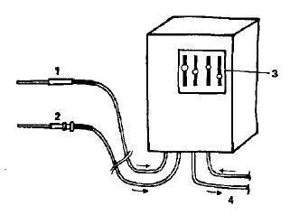 """Датчики разности температур с саморегулировкой (фирма """"Оедэнко Коге"""")"""
