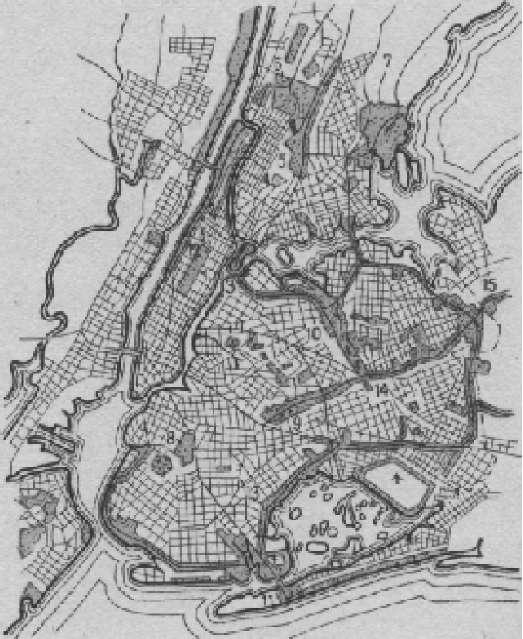 Система парков и парковых дорог Нью-Йорка