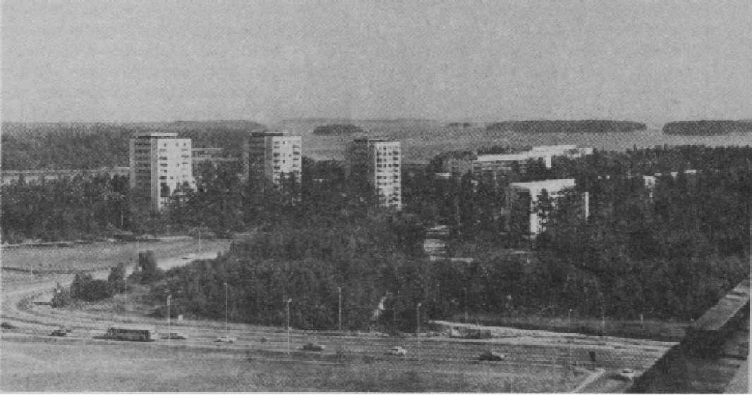 Город Тапиола