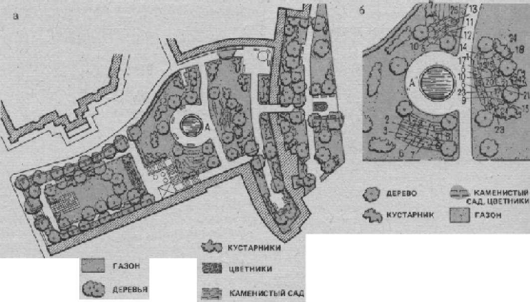 Таллинн. Сквер на Вышгороде
