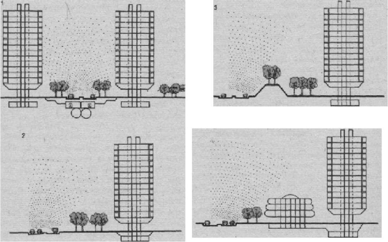 Застройка и транспортный шум