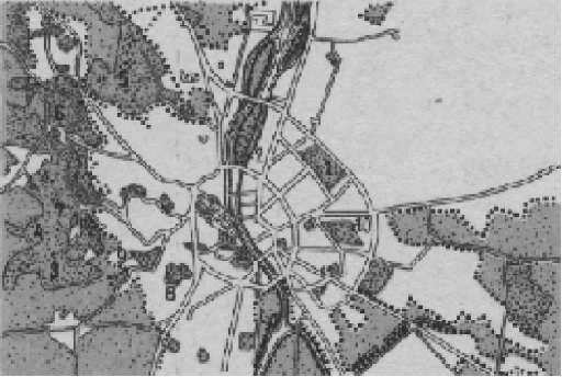 Система зеленых насаждений Будапешта